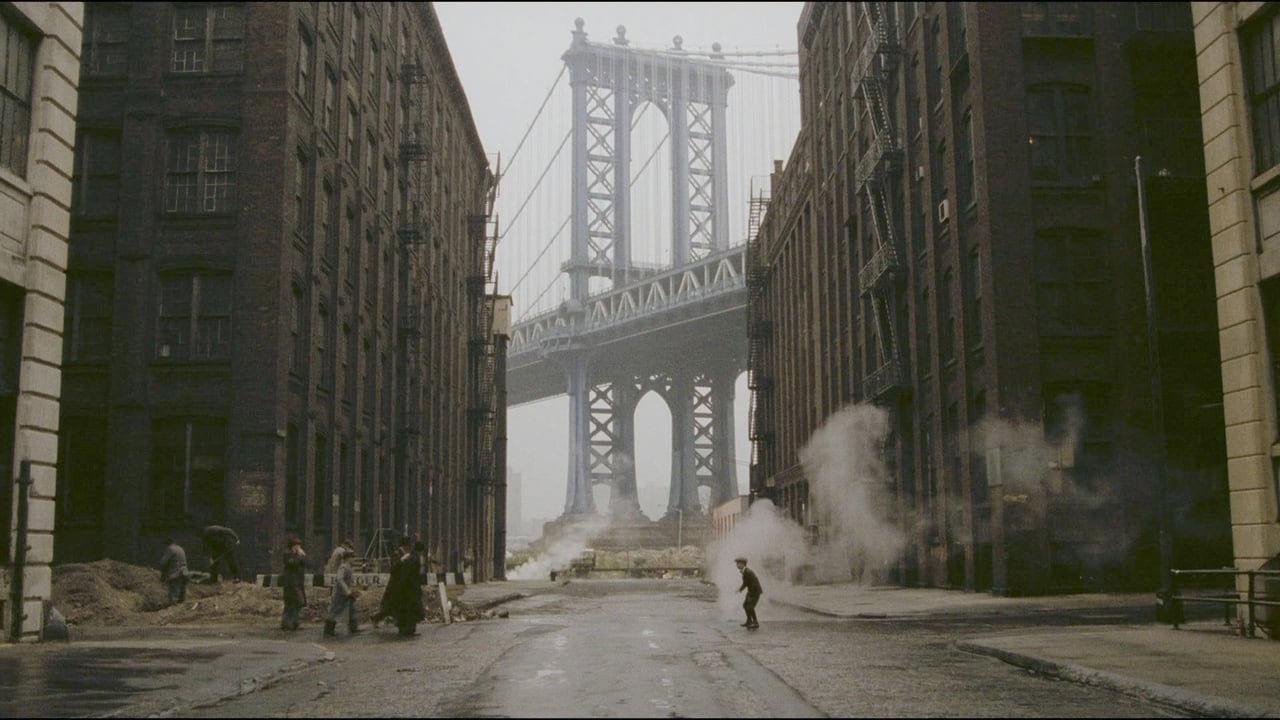 Once Upon a Time in America backdrop