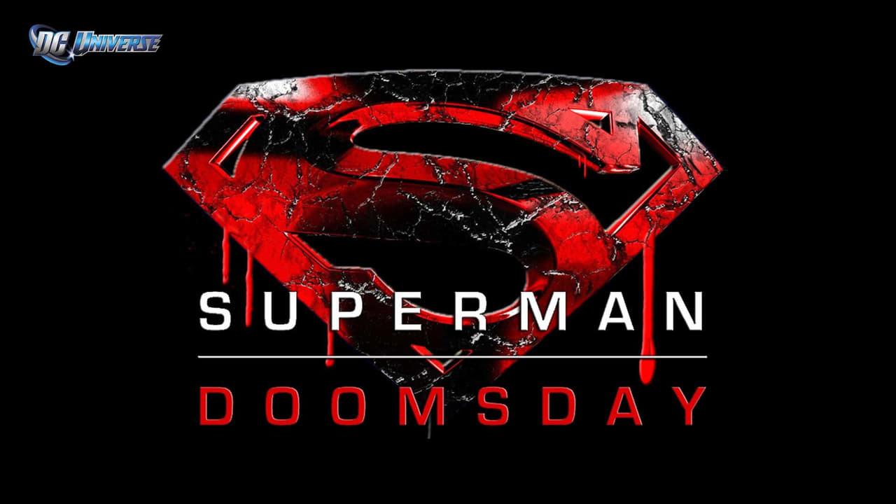 Superman: Doomsday backdrop