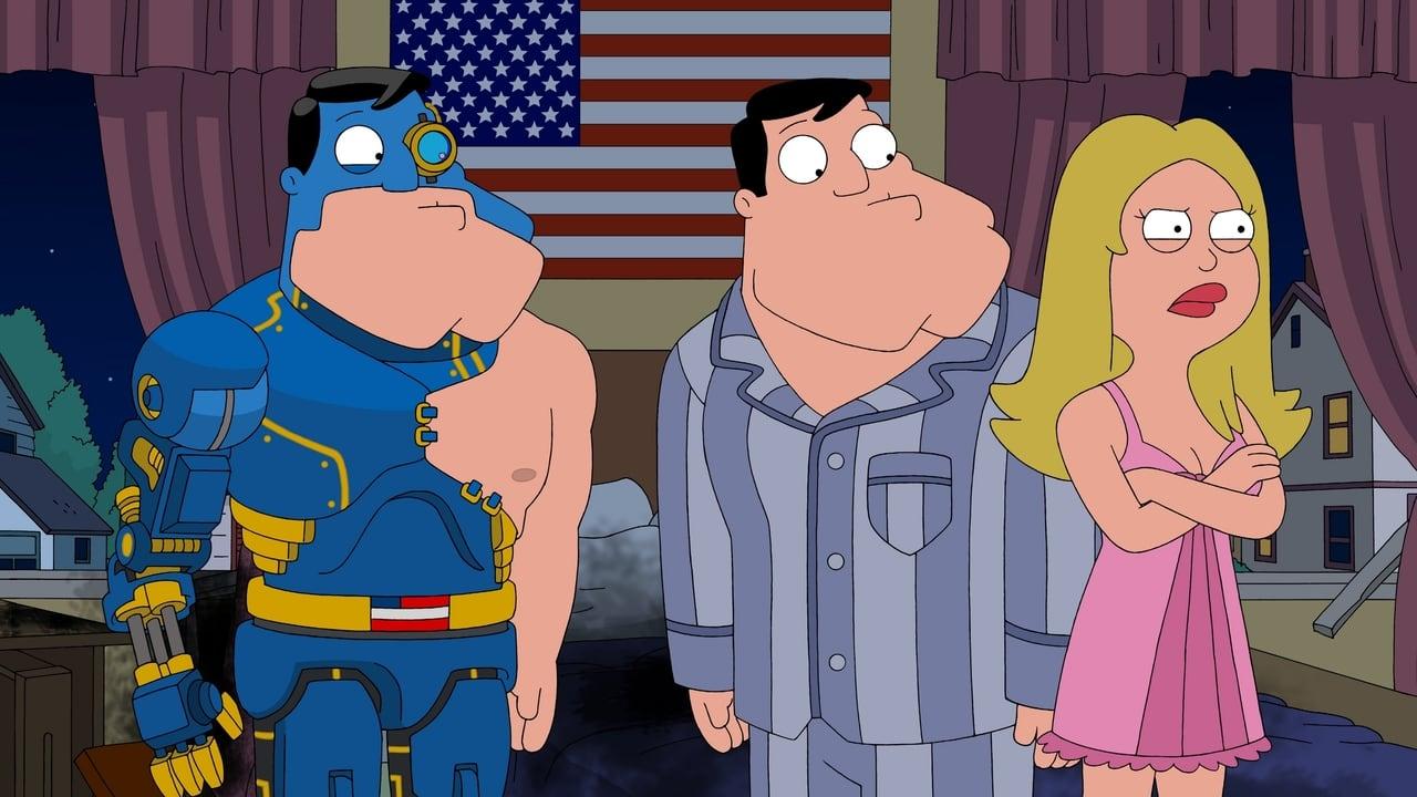 American Dad! Season 1 Episode 1 : Pilot