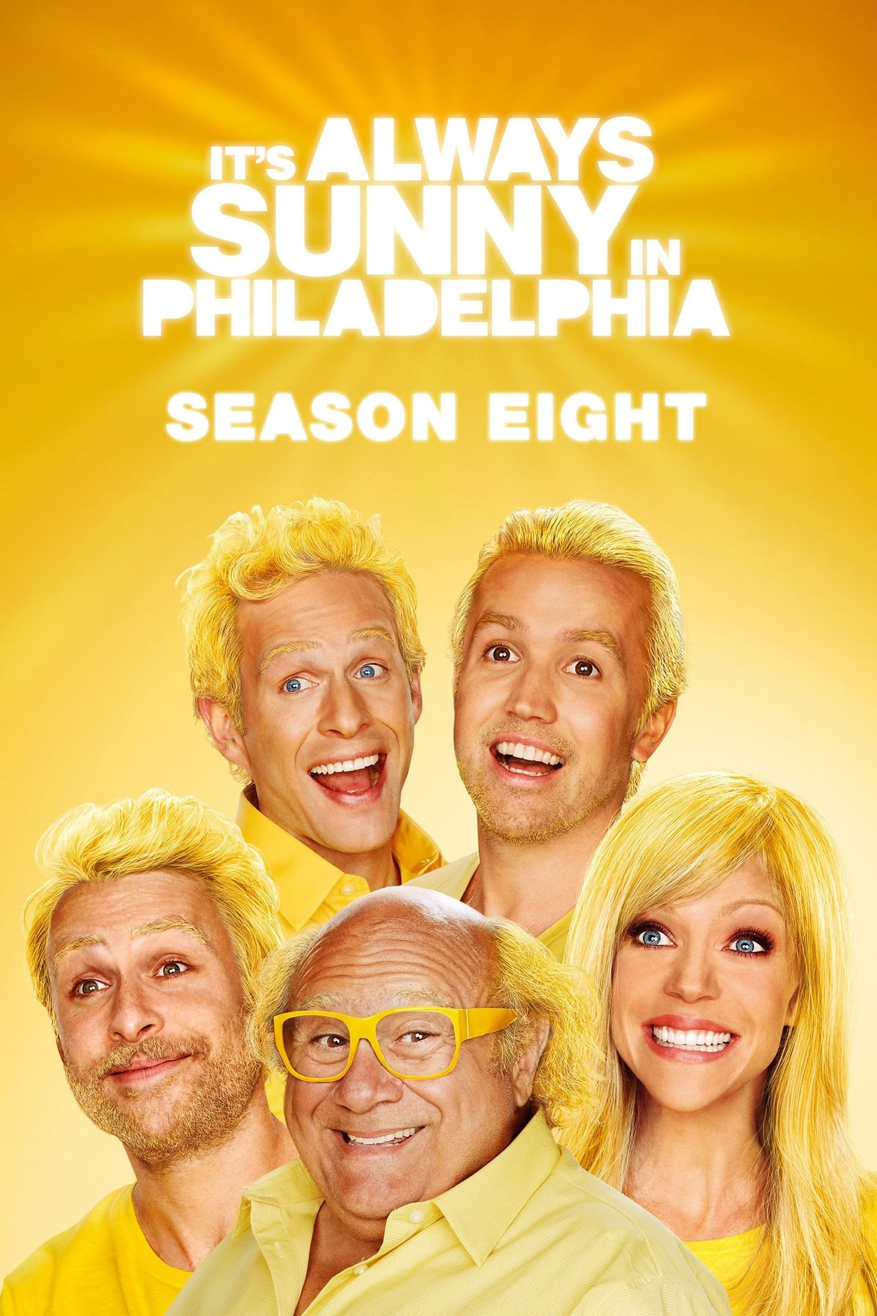 Putlocker It's Always Sunny In Philadelphia Season 8 (2012)