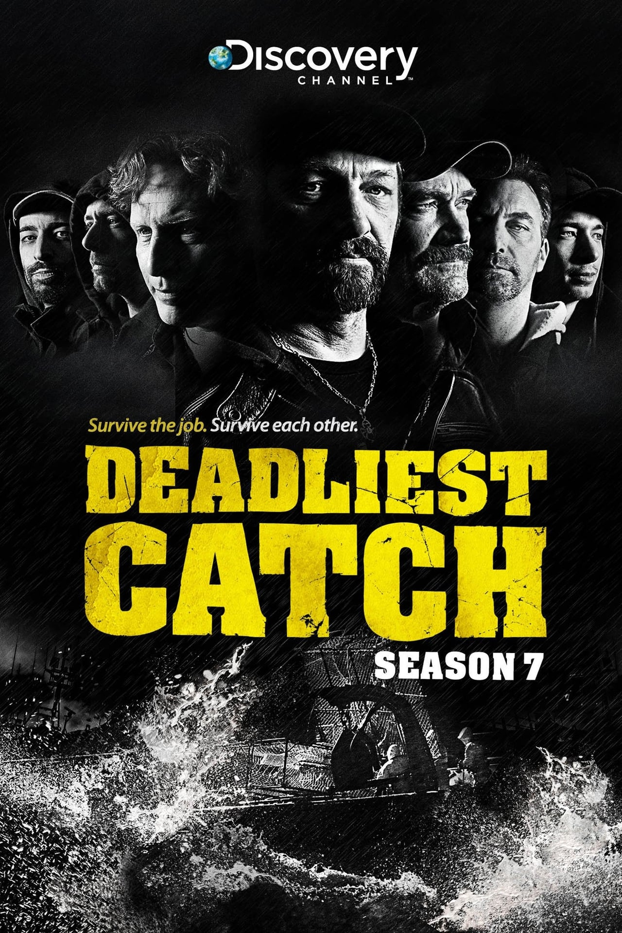 Watch Deadliest Catch Season 7 Online