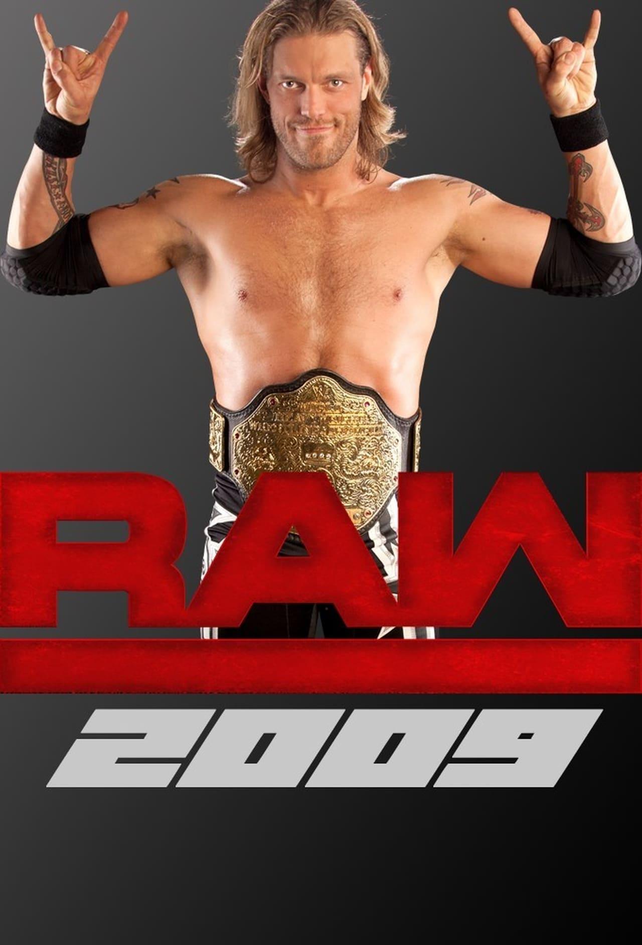 Putlocker Wwe Raw Season 17 (2009)