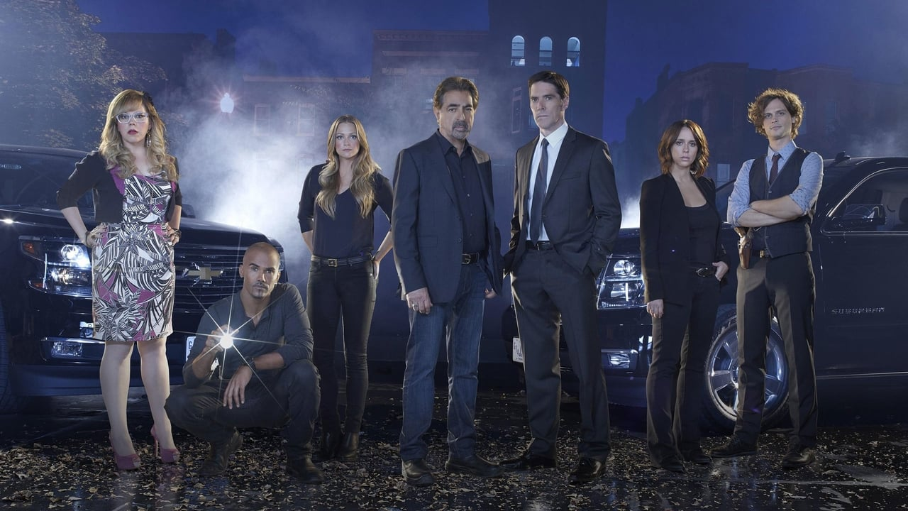 Criminal Minds - Season 15