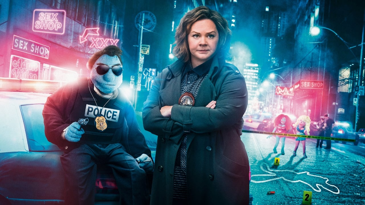 The Happytime Murders BackDrop
