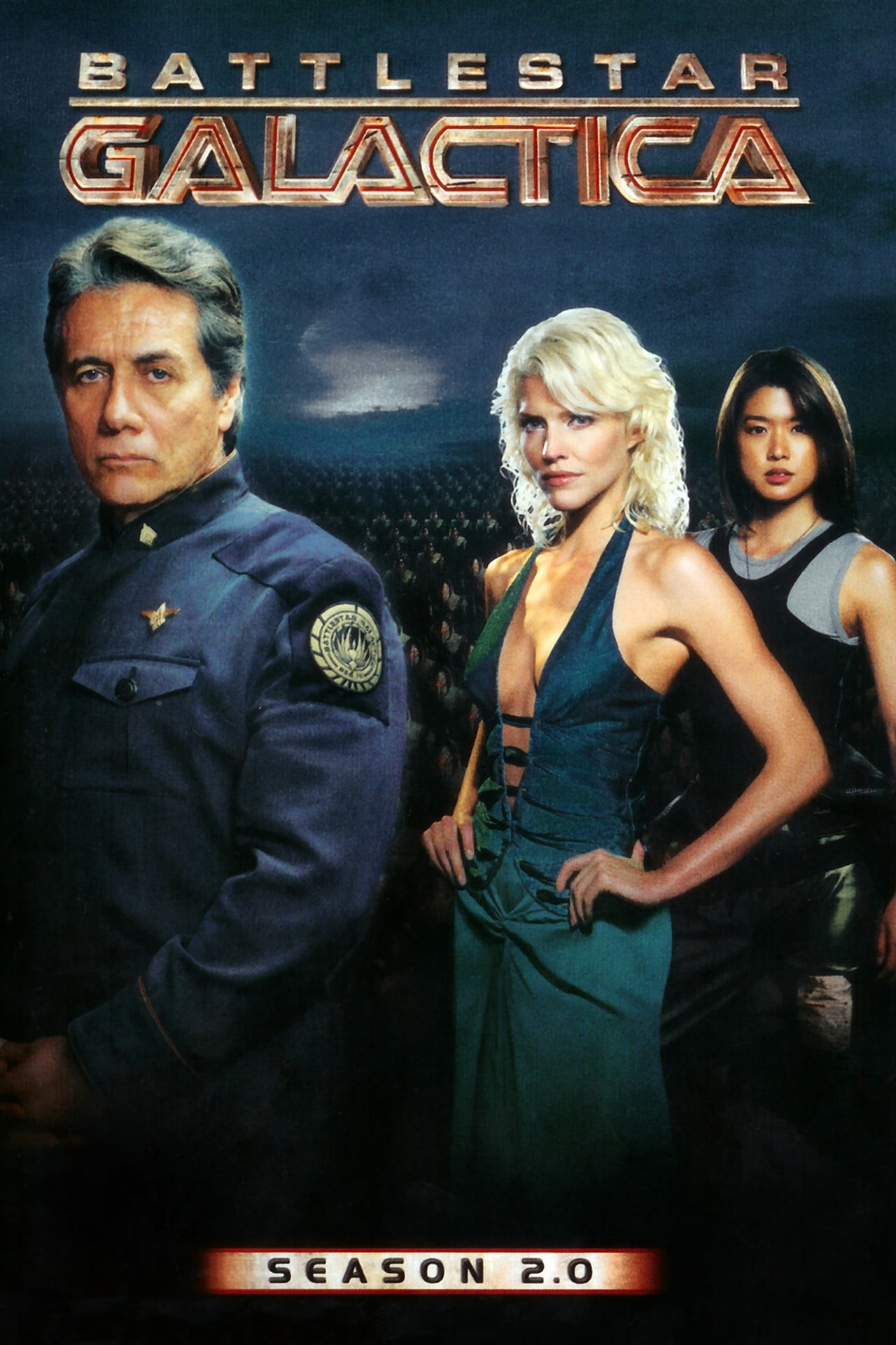 Watch Battlestar Galactica Season 2 Online