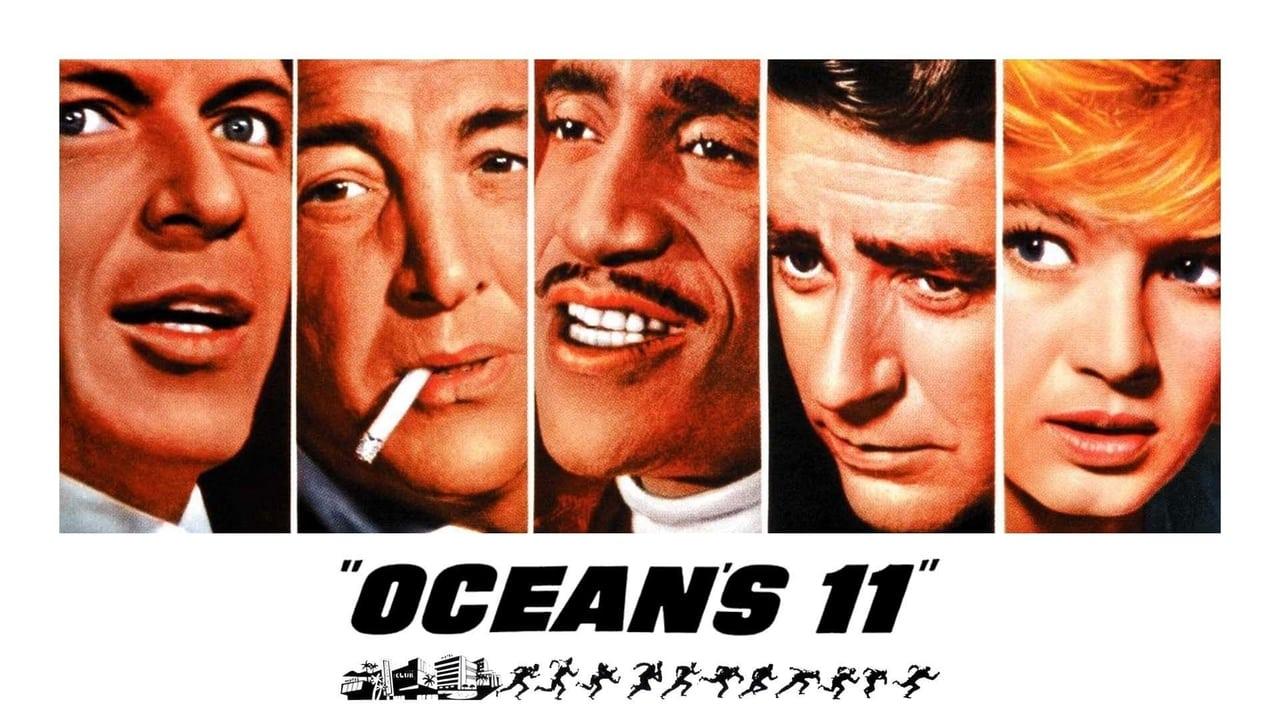 Ocean's Eleven backdrop