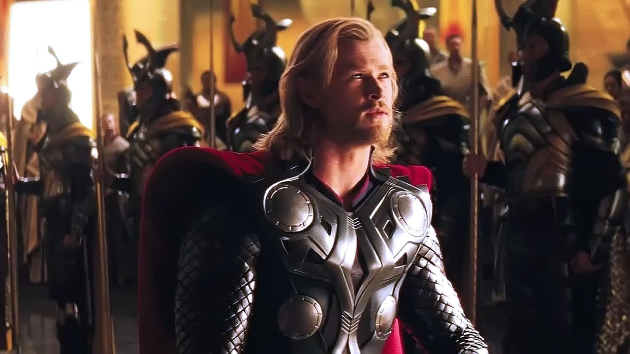 Thor backdrop