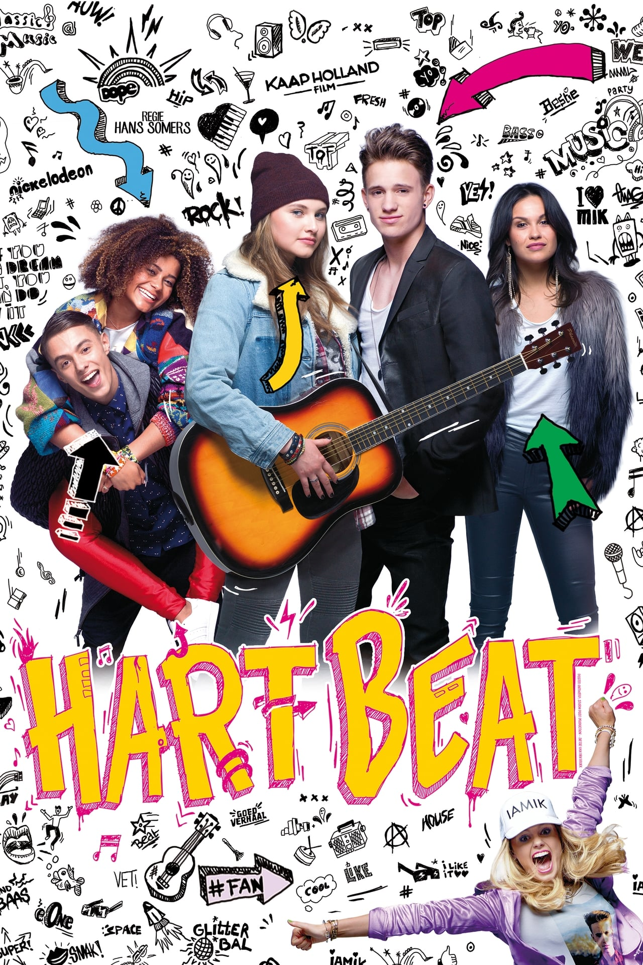 Putlocker Hart Beat (2016)