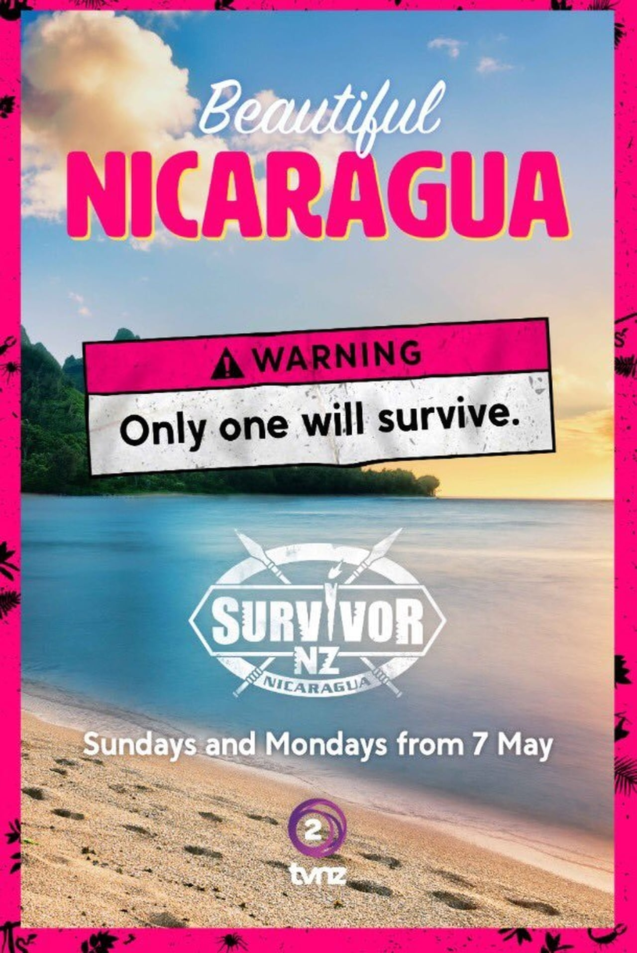 Putlocker Survivor New Zealand Season 1 (2017)