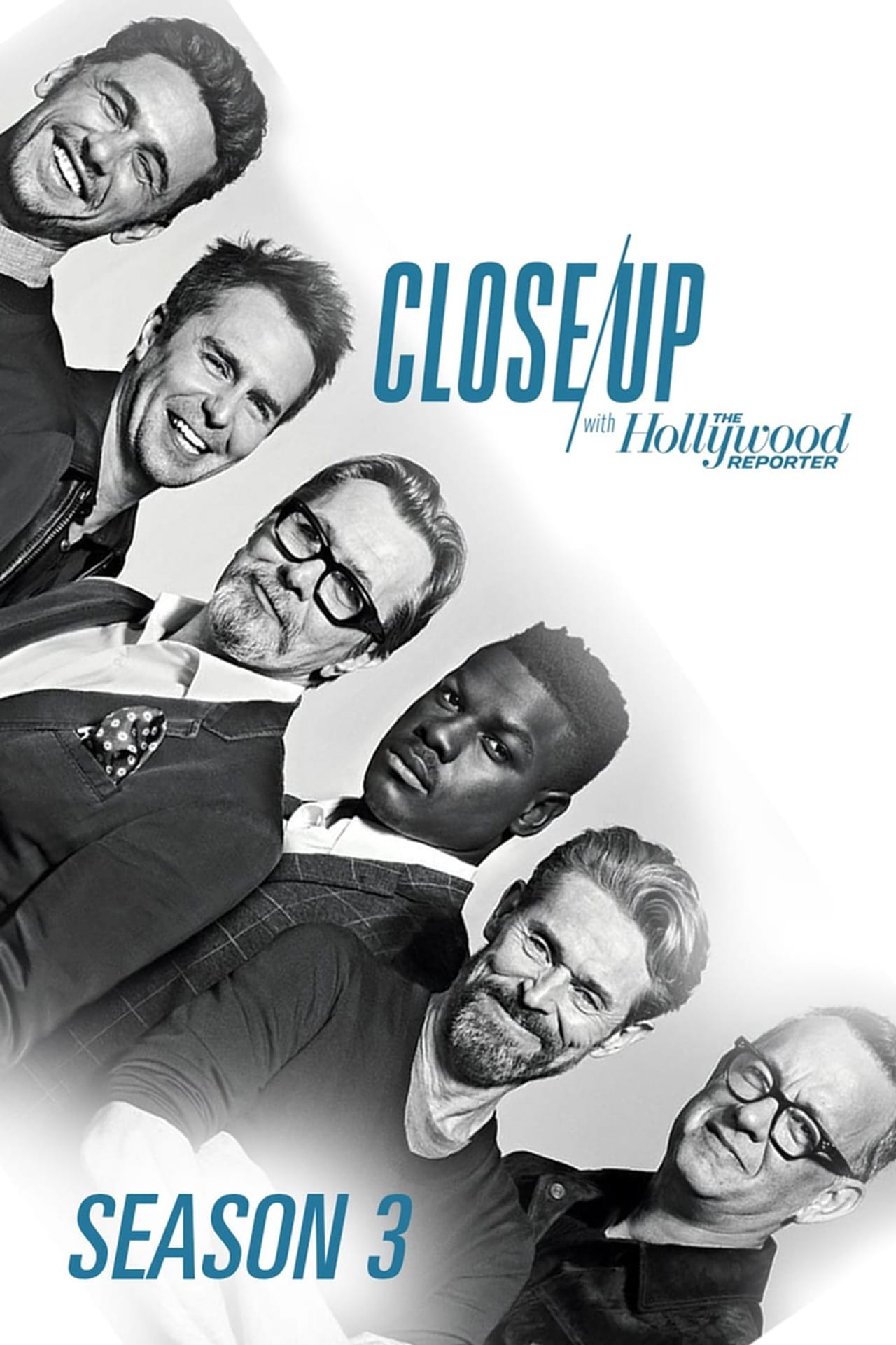 Watch Close Up With The Hollywood Reporter Season 3 Online
