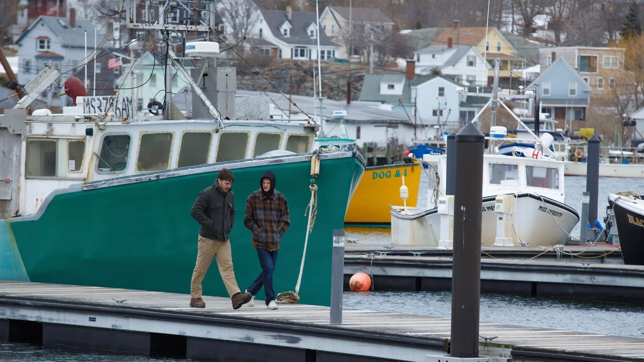 Manchester by the Sea backdrop