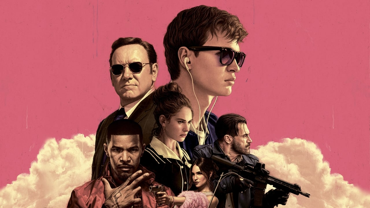 Baby Driver backdrop