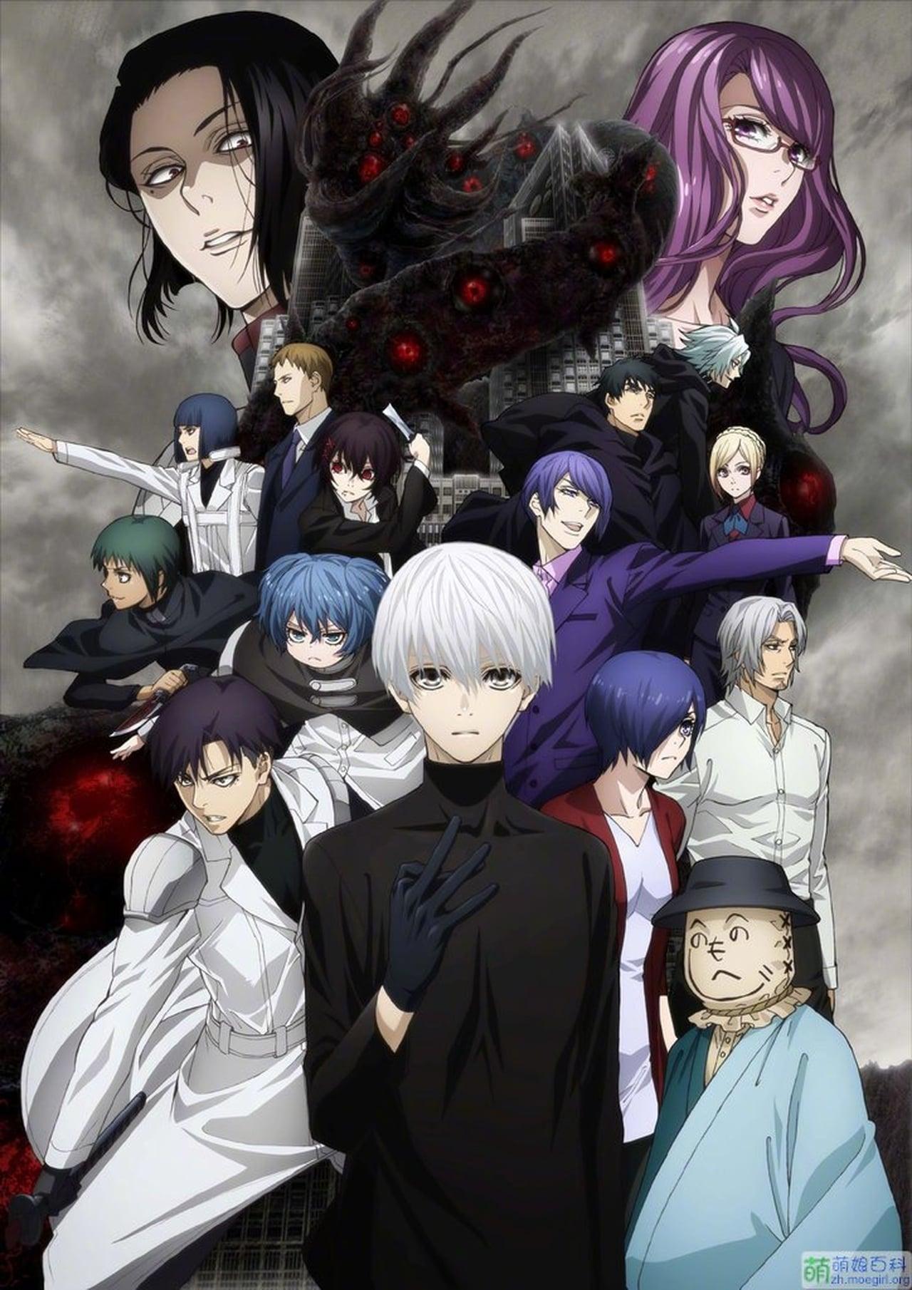 Watch Tokyo Ghoul Season 4 Online