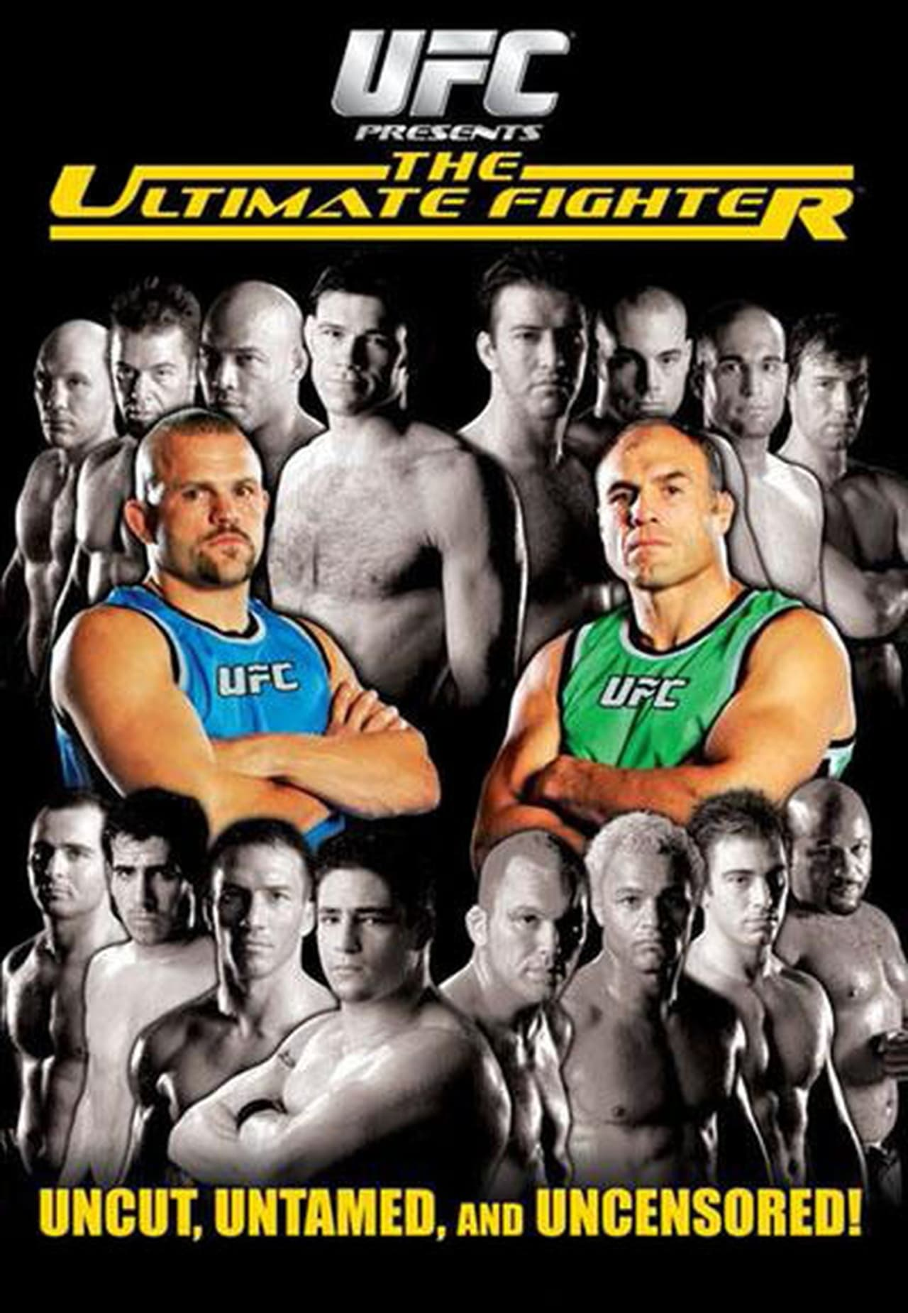 Watch The Ultimate Fighter Season 1 Online