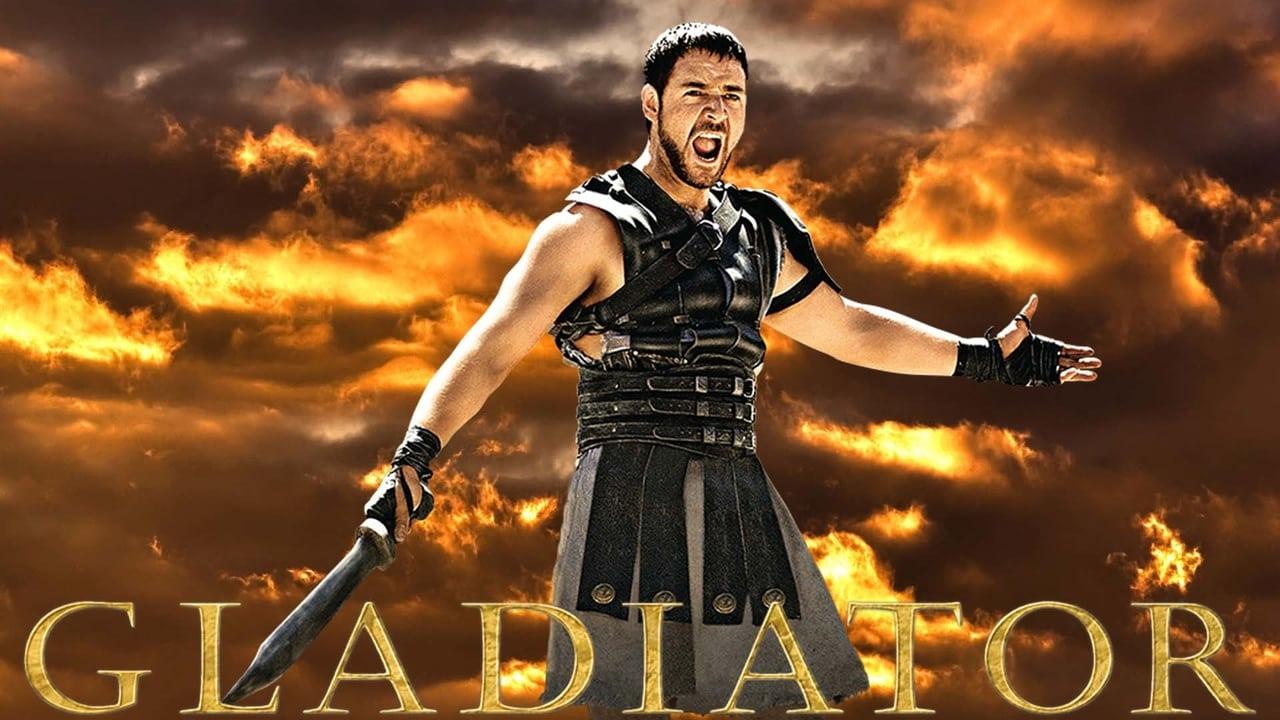 Gladiator backdrop