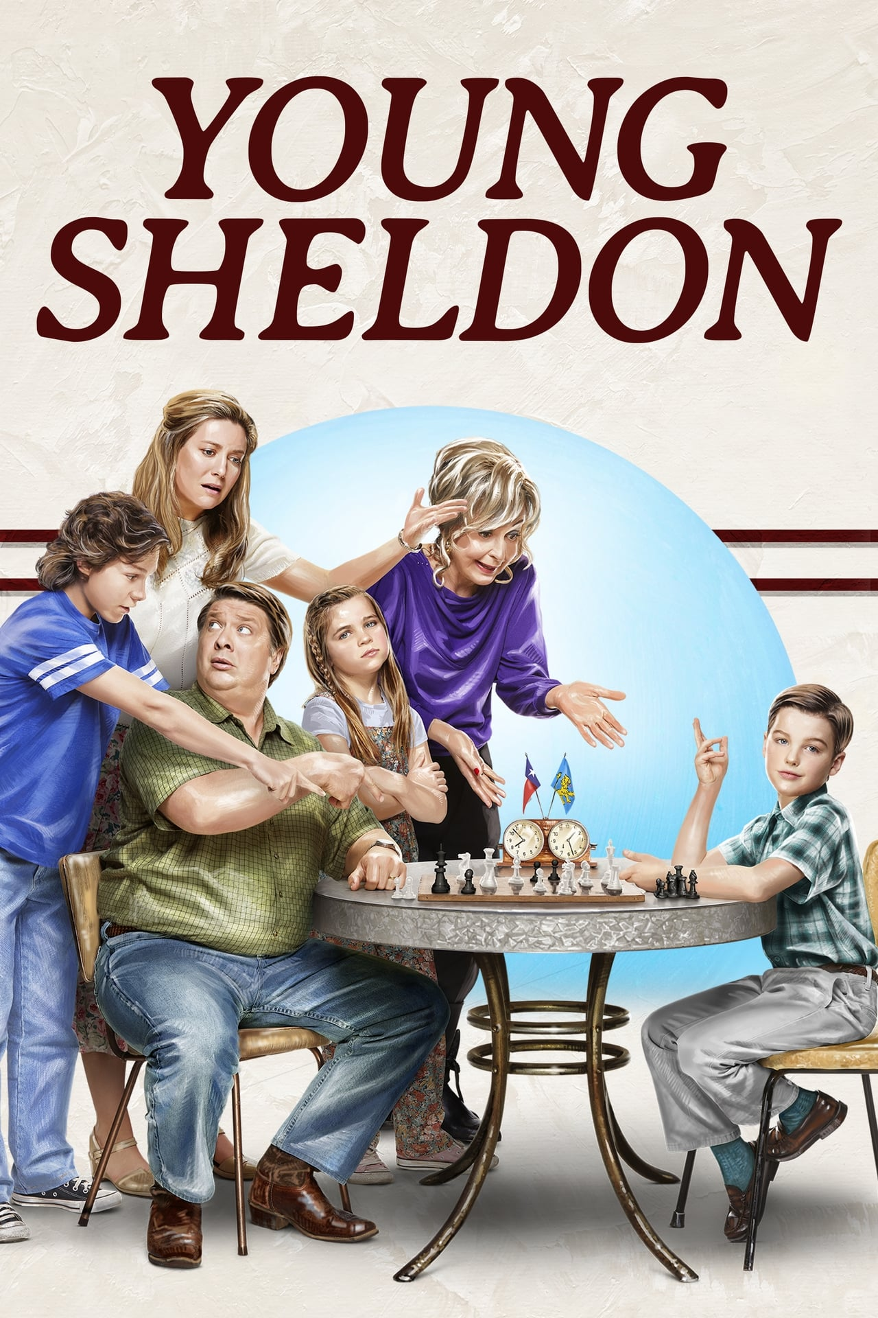 Putlocker Young Sheldon Season 2 (2018)