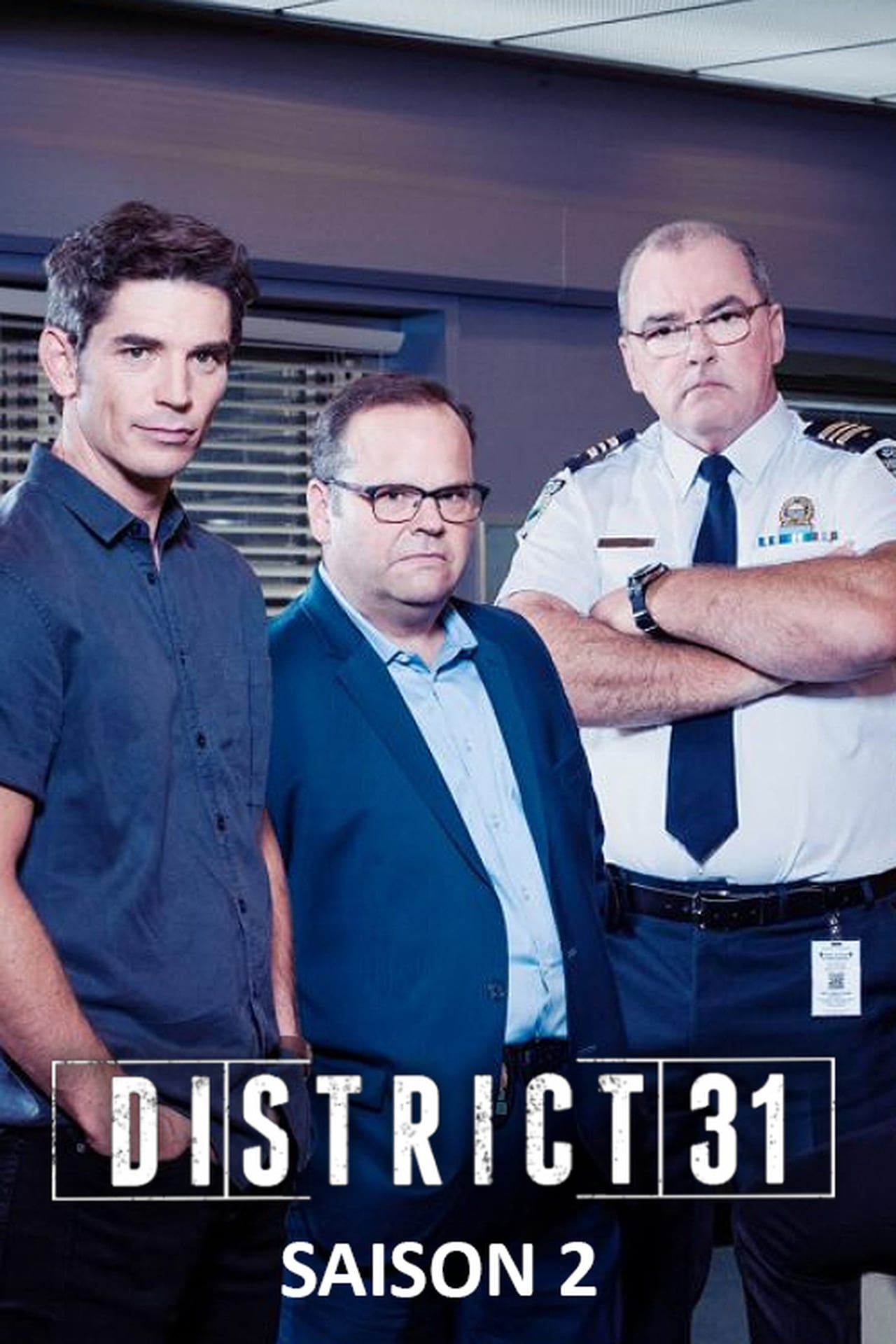 Putlocker District 31 Season 2 (2017)