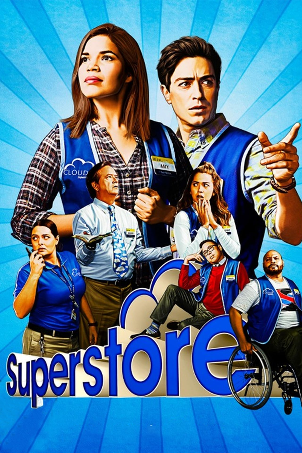 Putlocker Superstore Season 4 (2018)