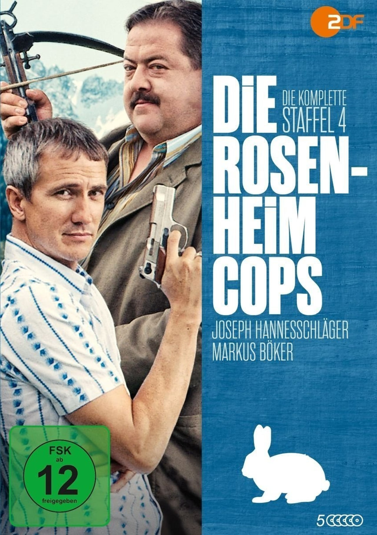 The Rosenheim Cops Season 4 (2005) putlockers cafe