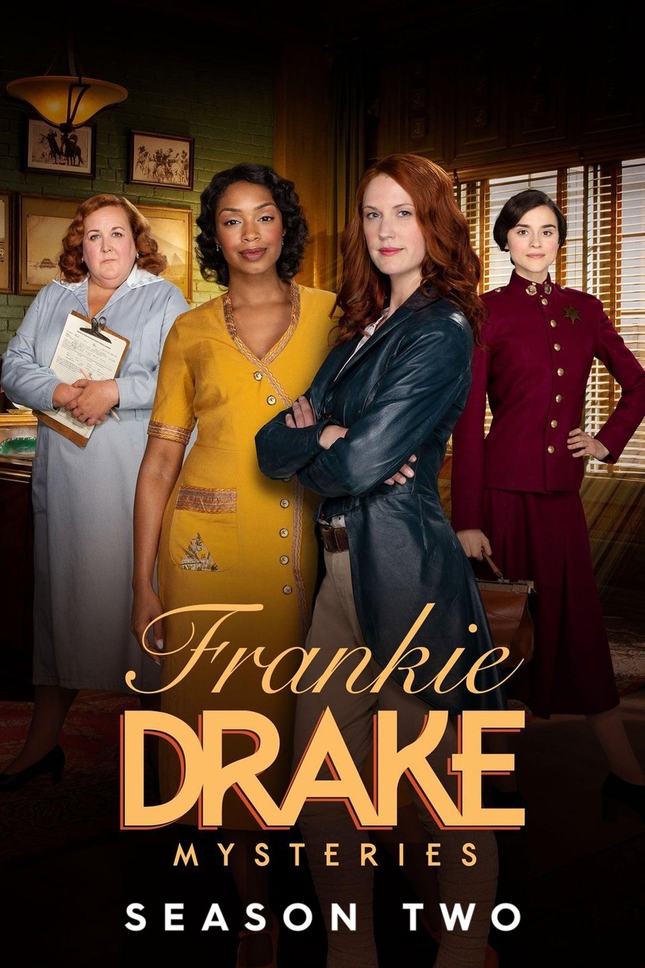 Putlocker Frankie Drake Mysteries Season 2 (2018)