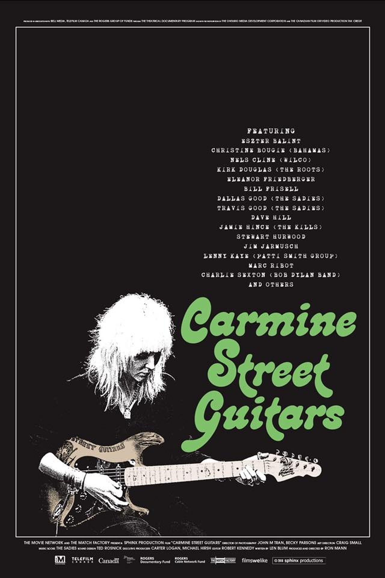 Carmine Street Guitars