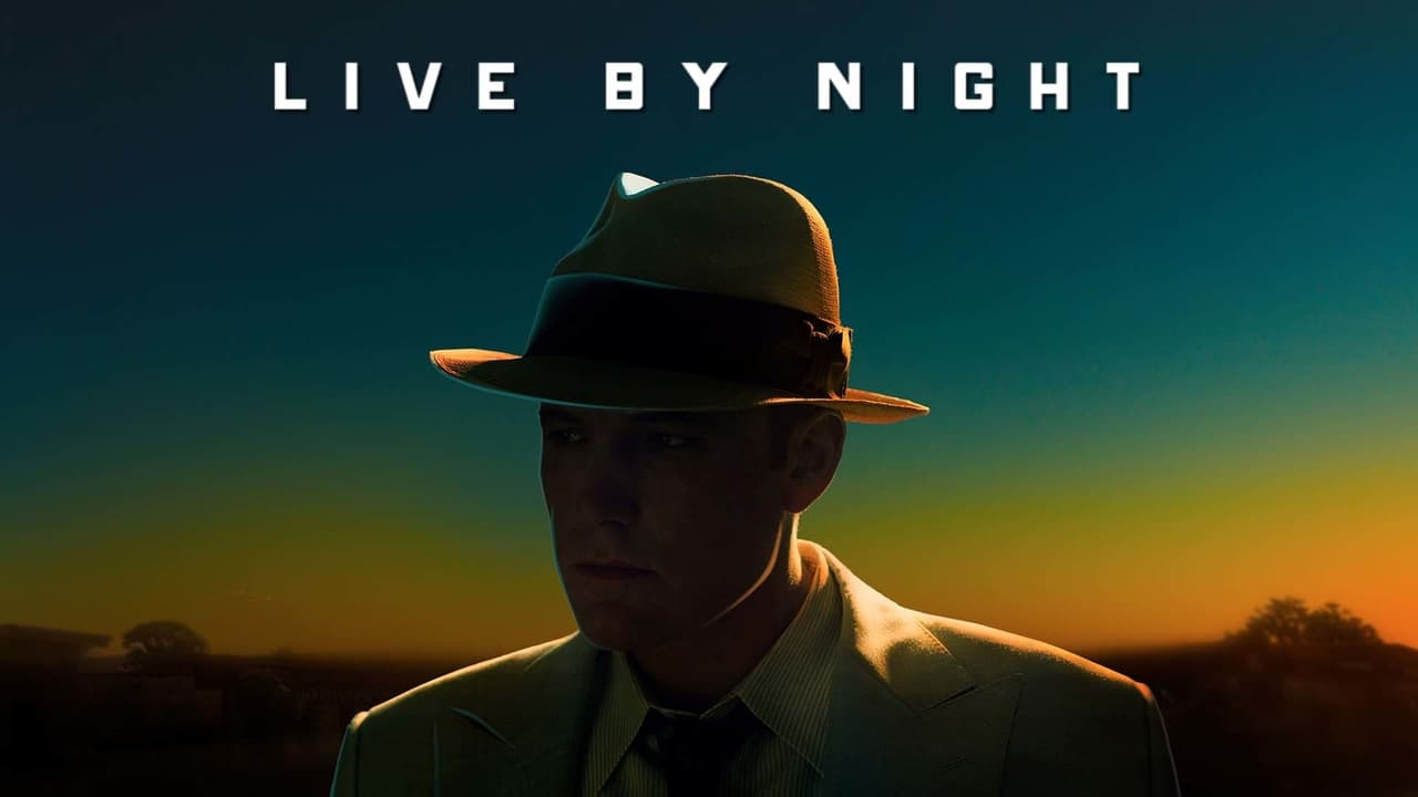 Live by Night Backdrop