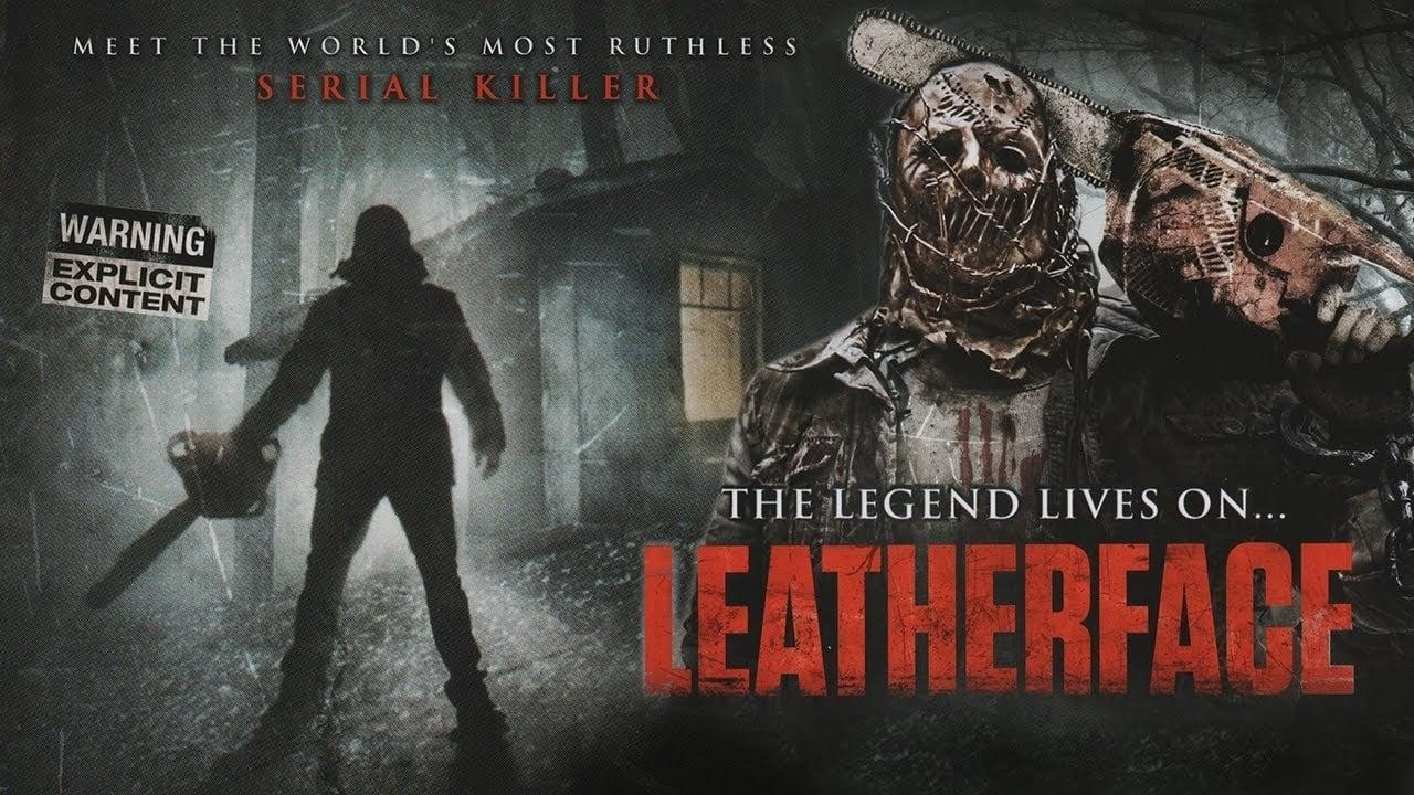 Leatherface backdrop