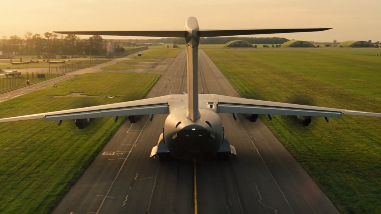 Mission: Impossible - Rogue Nation backdrop