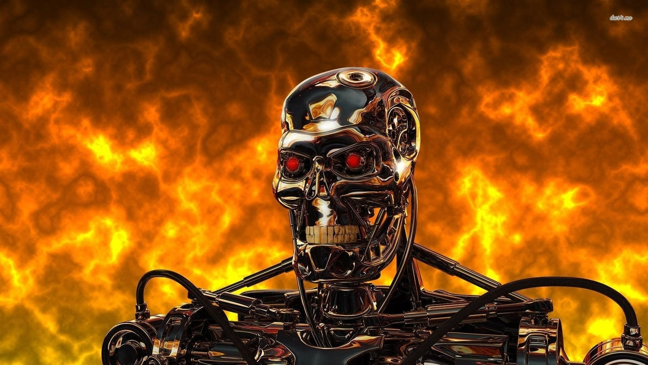 Terminator 3: Rise of the Machines backdrop