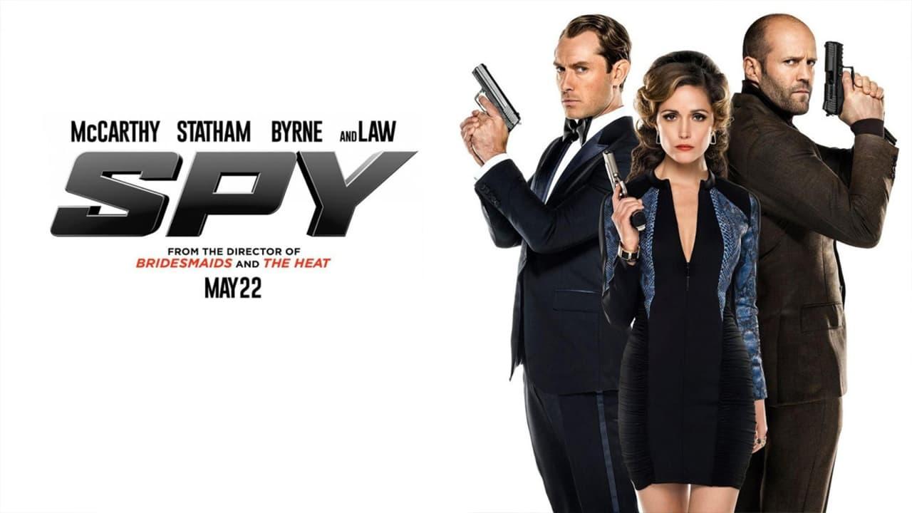 Spy backdrop