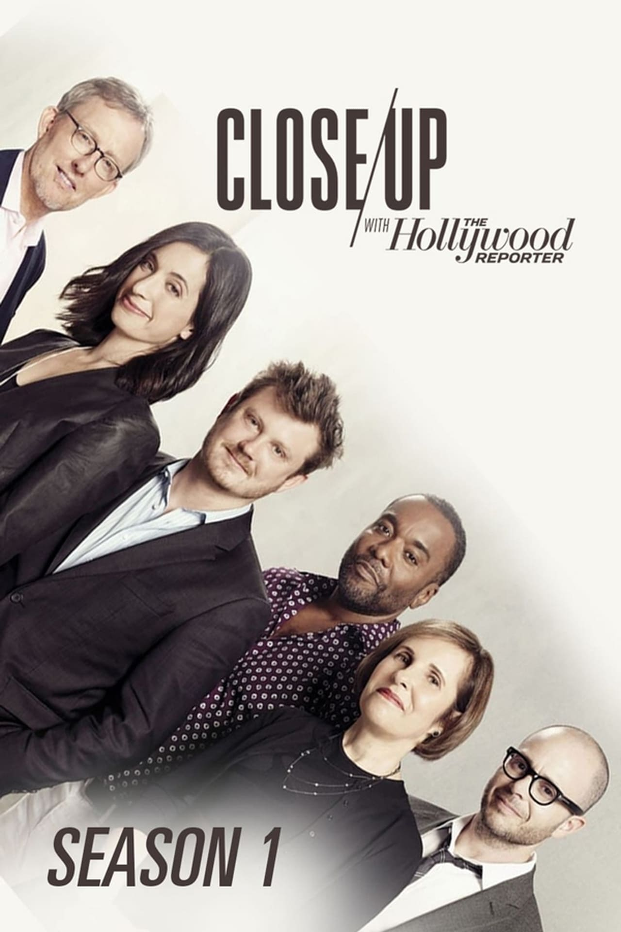 Watch Close Up With The Hollywood Reporter Season 1 Online