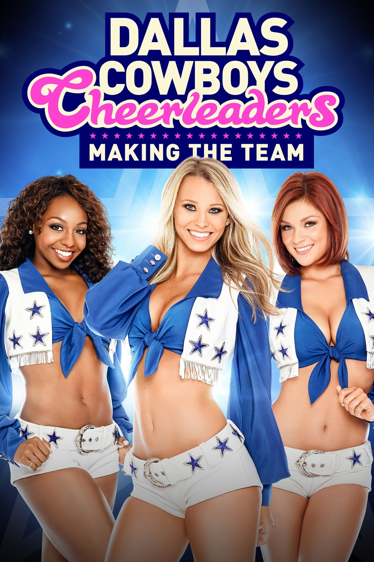 Putlocker Dallas Cowboys Cheerleaders: Making The Team Season 12 (2017)