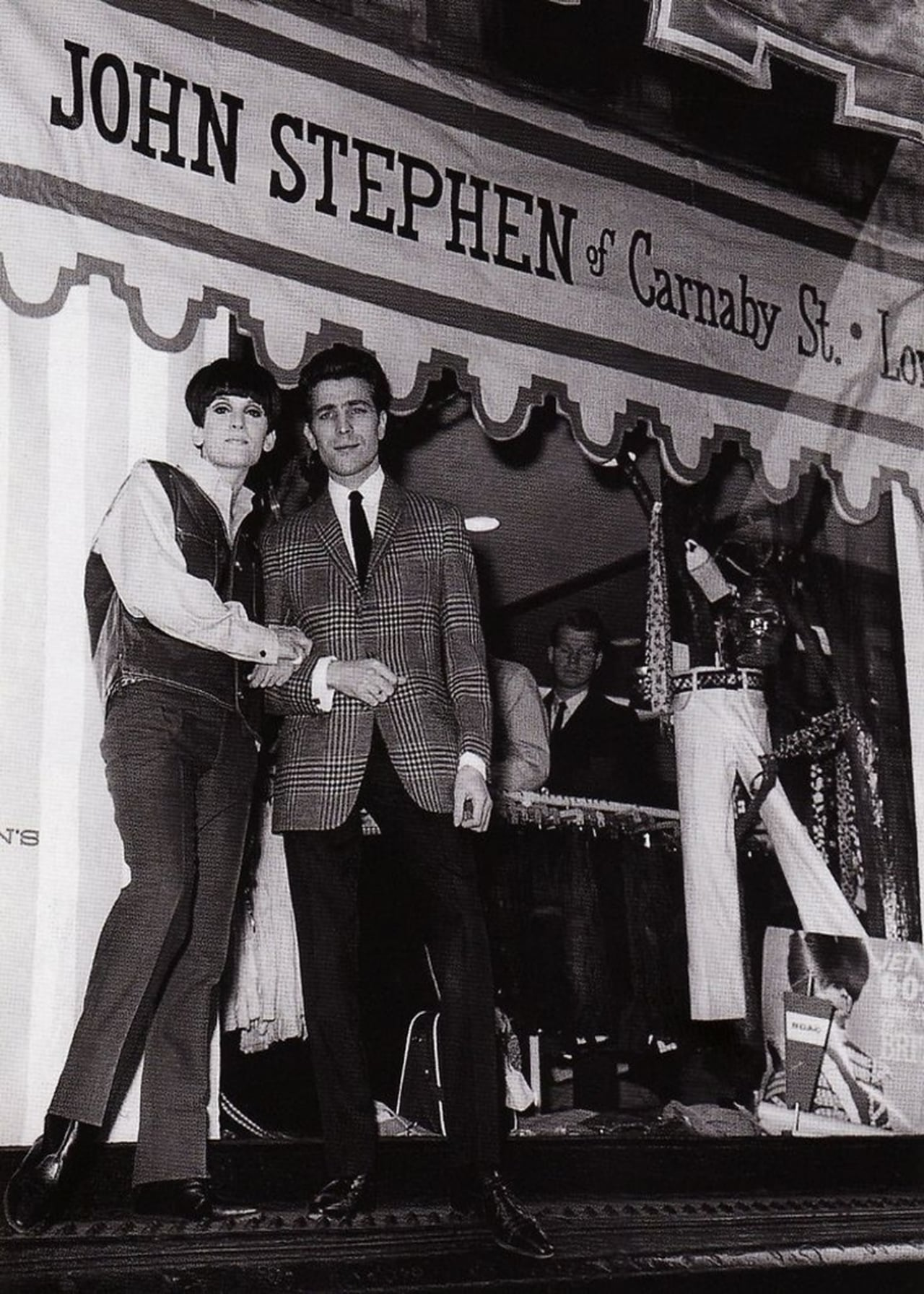 The King of Carnaby Street