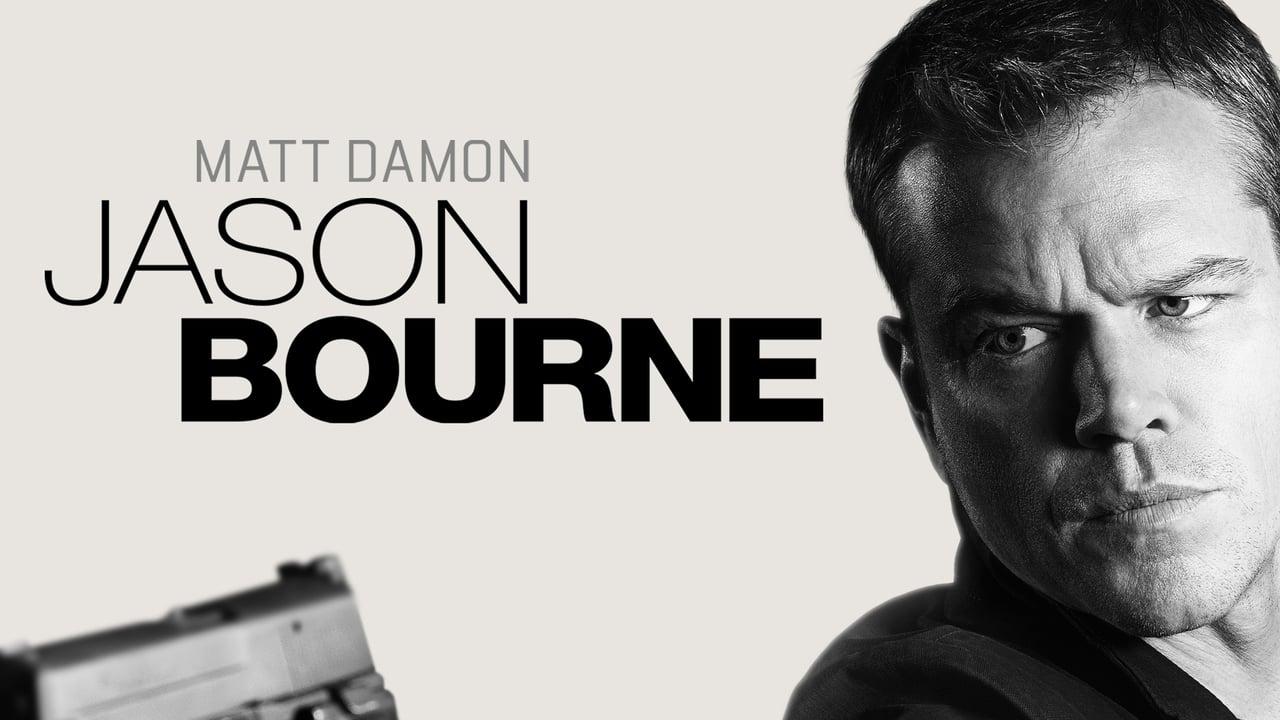 Jason Bourne backdrop