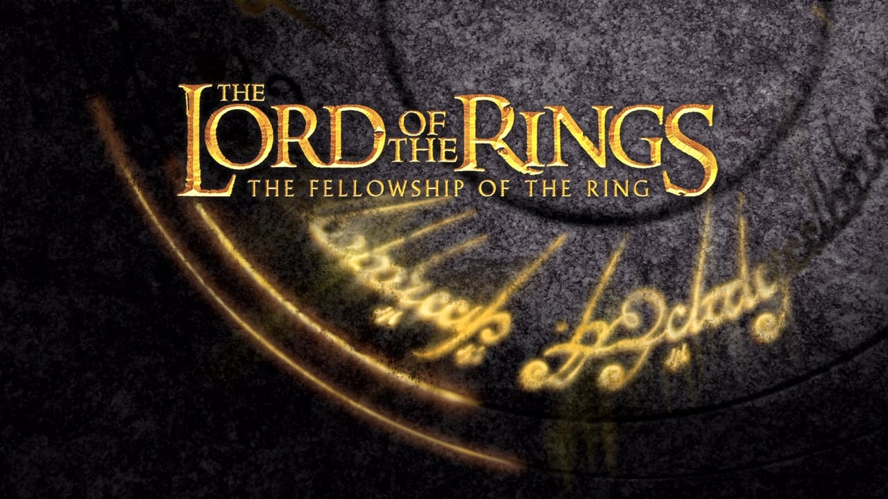 The Lord of the Rings: The Fellowship of the Ring backdrop