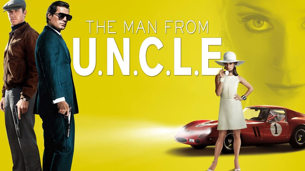 The Man from U.N.C.L.E. backdrop