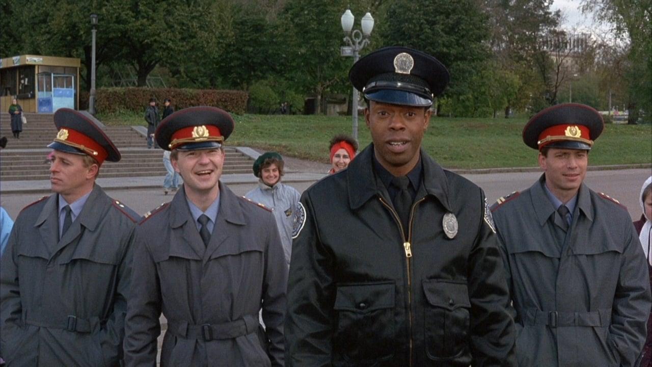 Ver Loca academia de policía 7: Misión en Moscú