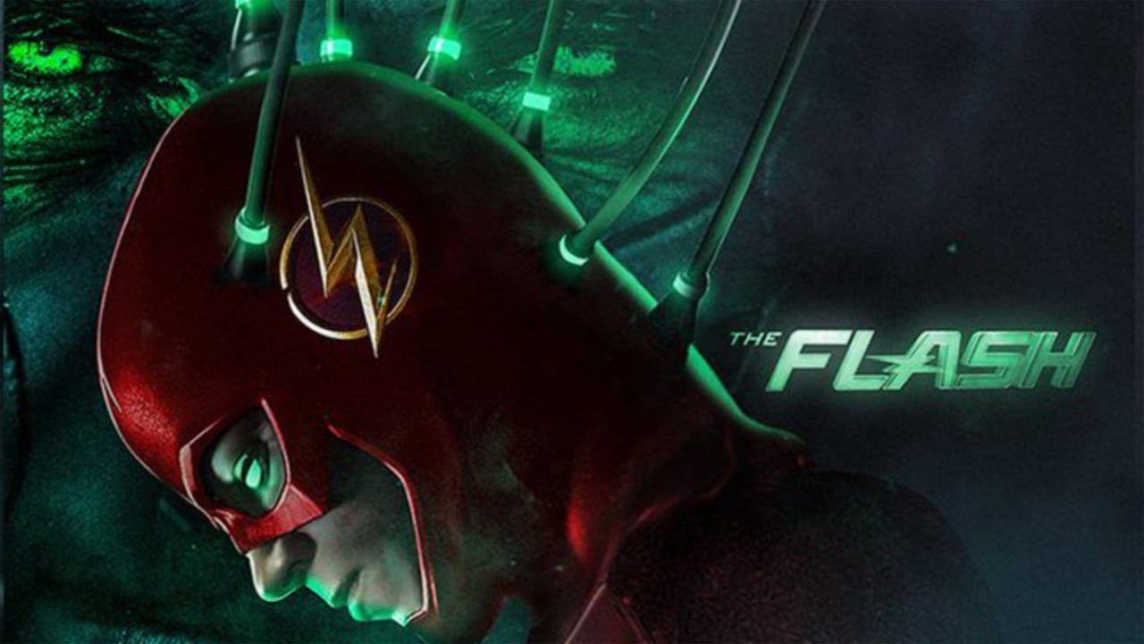 The Flash Season 2 Episode 11 : The Reverse-Flash Returns