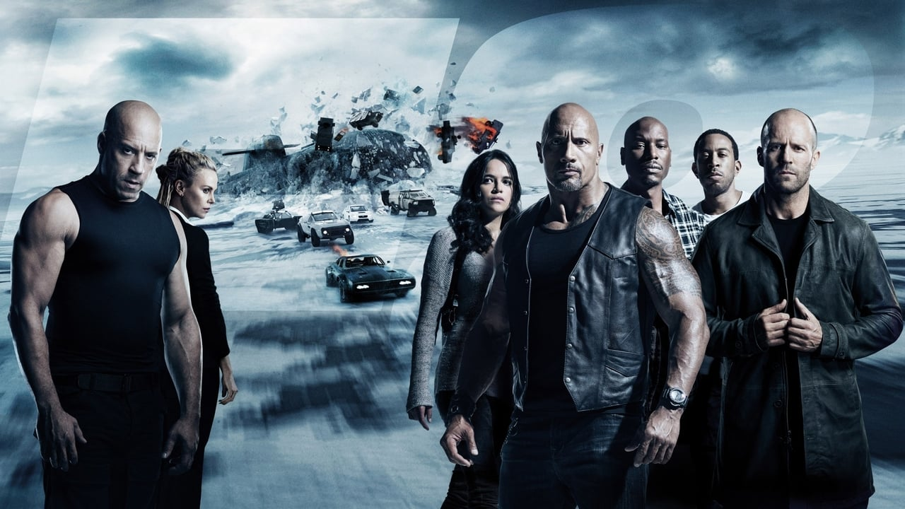 The Fate of the Furious BackDrop