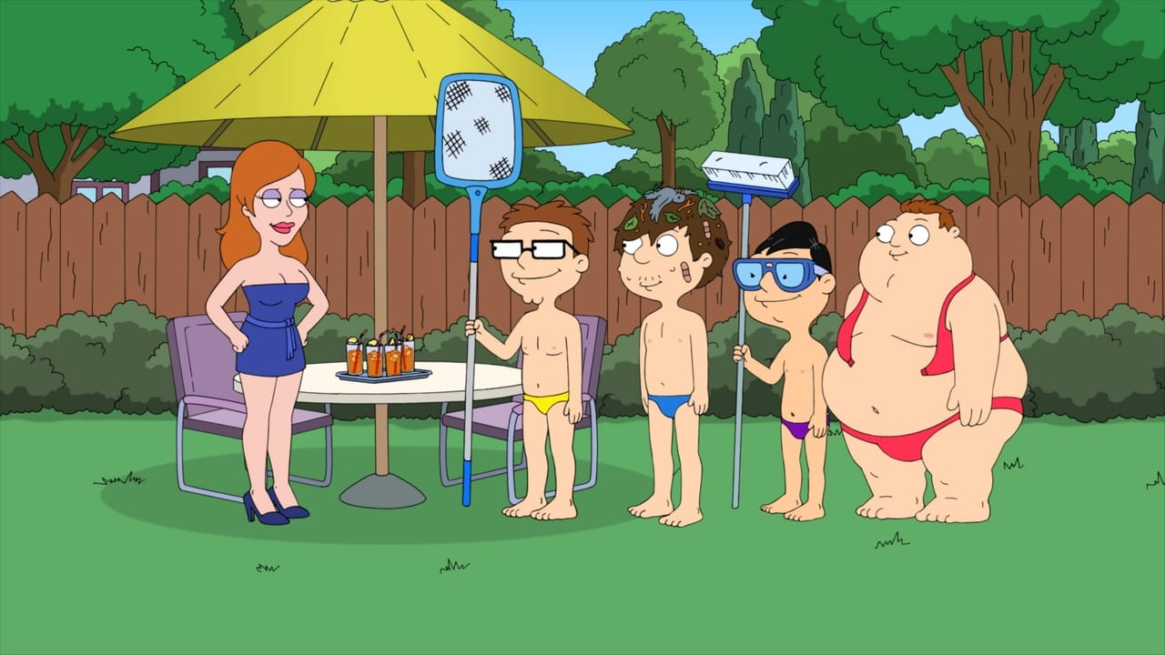 American Dad! Season 11 Episode 2 : A Boy Named Michael