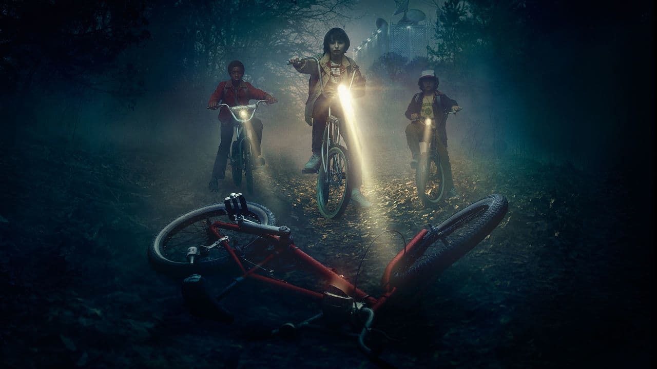 Ver Stranger Things Serie TV online