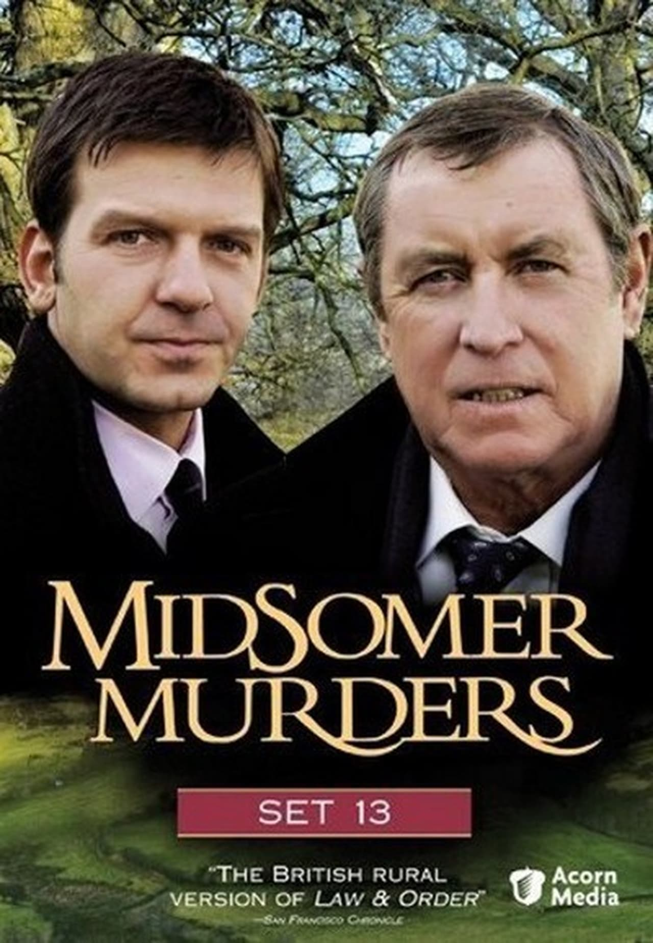 Putlocker Midsomer Murders Season 13 (2010)