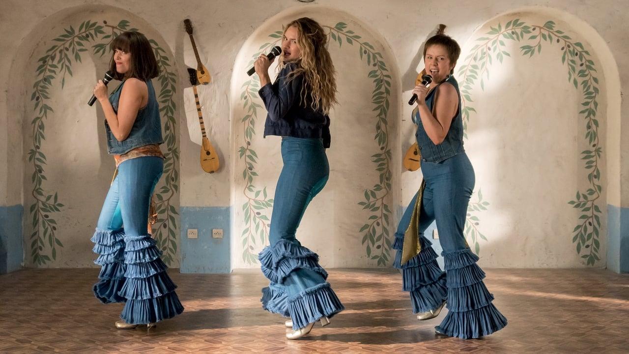 Mamma Mia! Here We Go Again backdrop