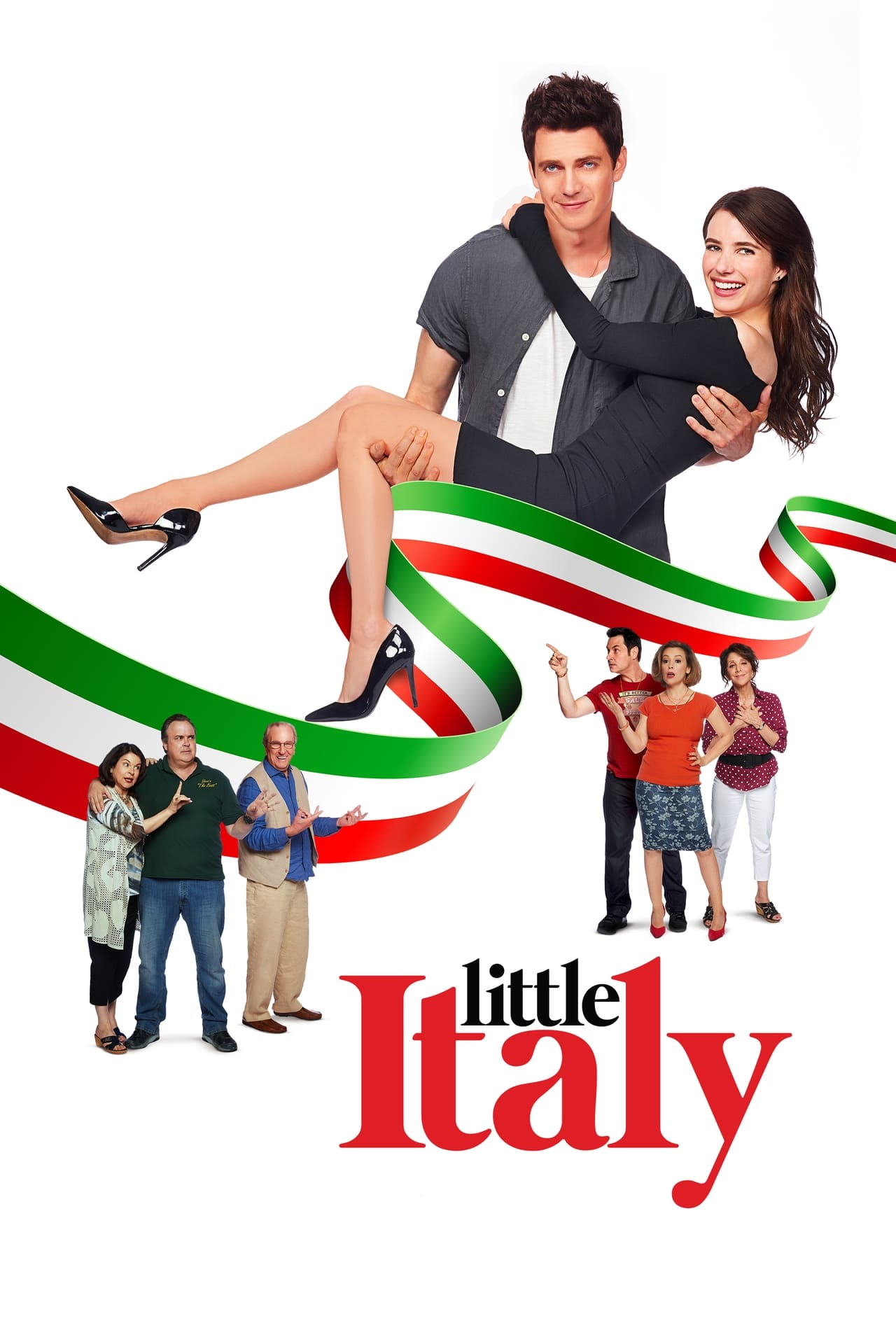 Putlocker Little Italy (2018)