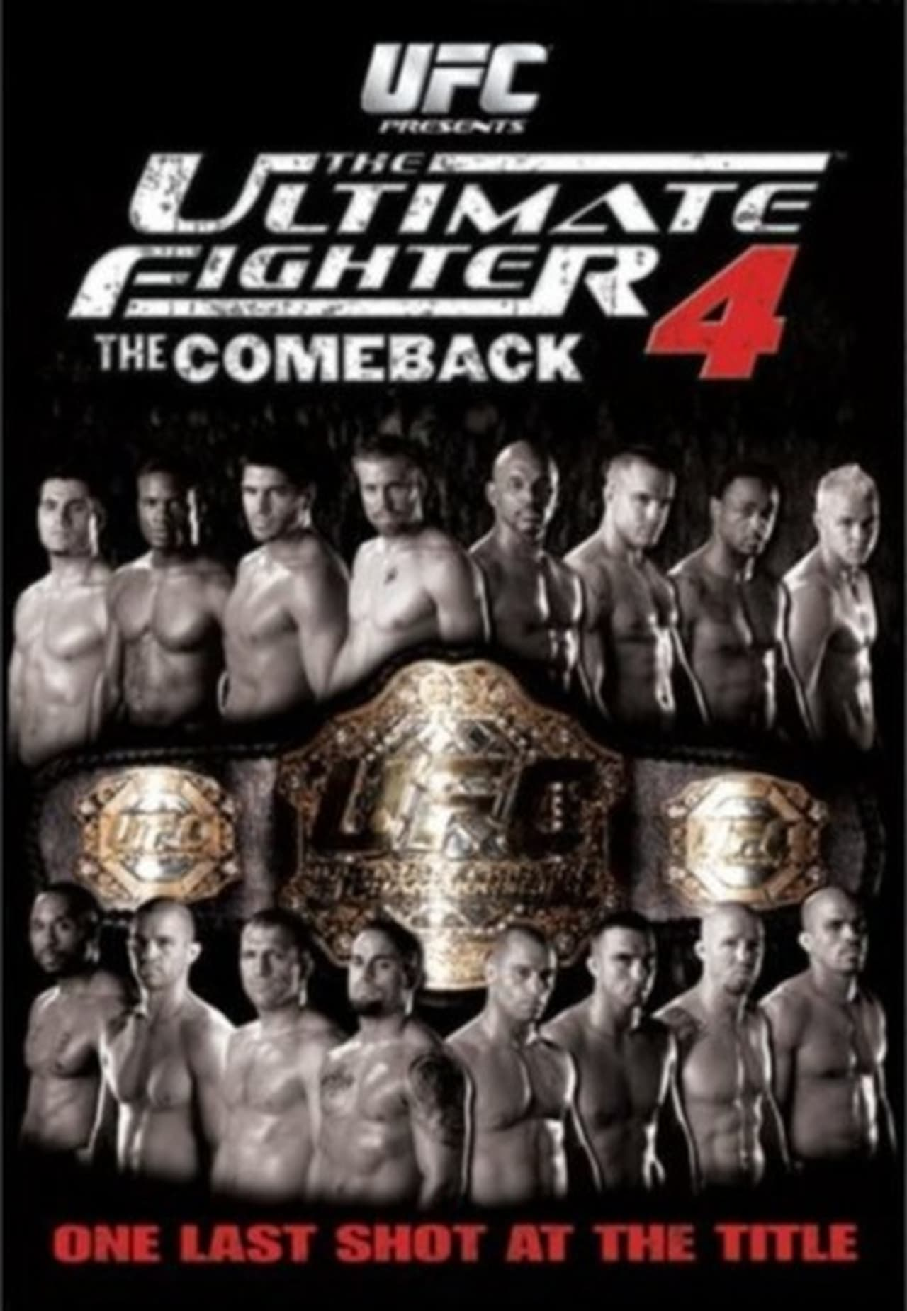 Putlocker The Ultimate Fighter Season 4 (2006)