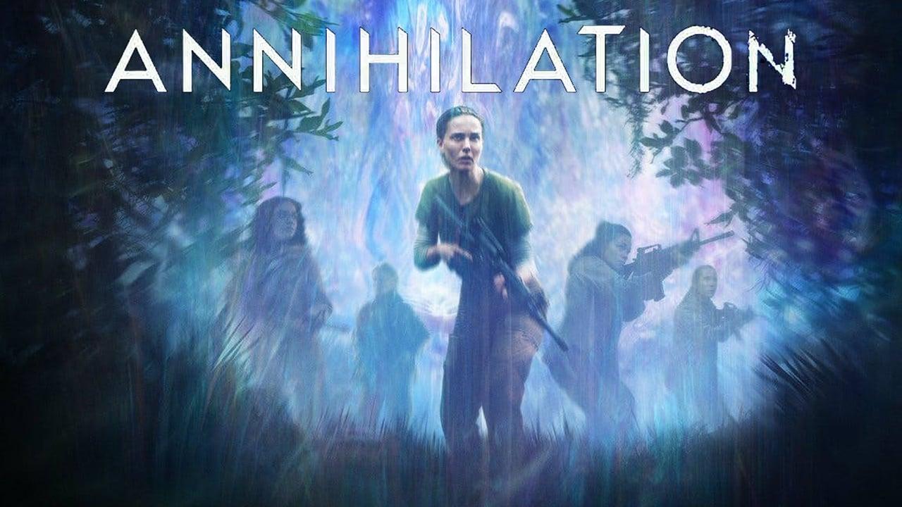 Annihilation backdrop