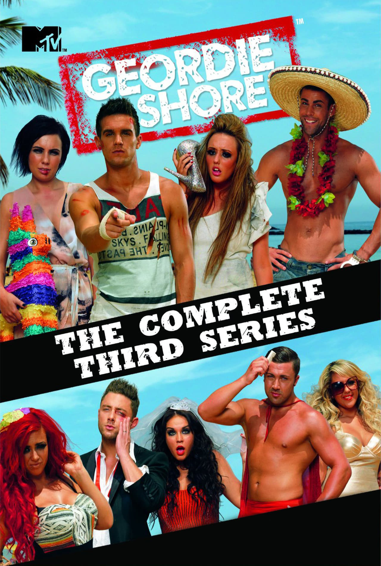 Putlocker Geordie Shore Season 3 (2012)
