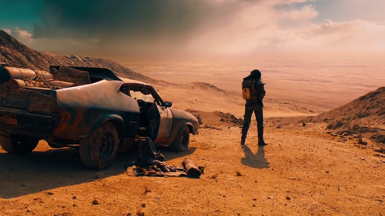 Mad Max: Fury Road backdrop