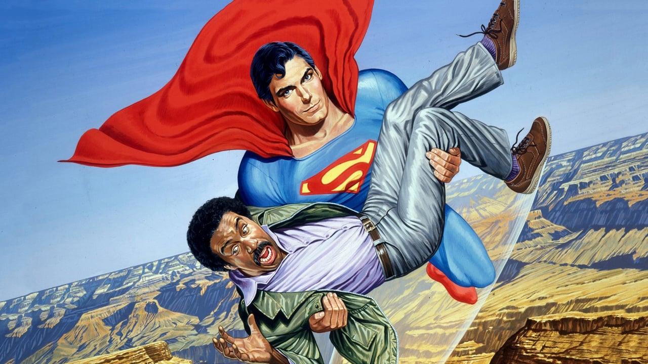 Superman III backdrop
