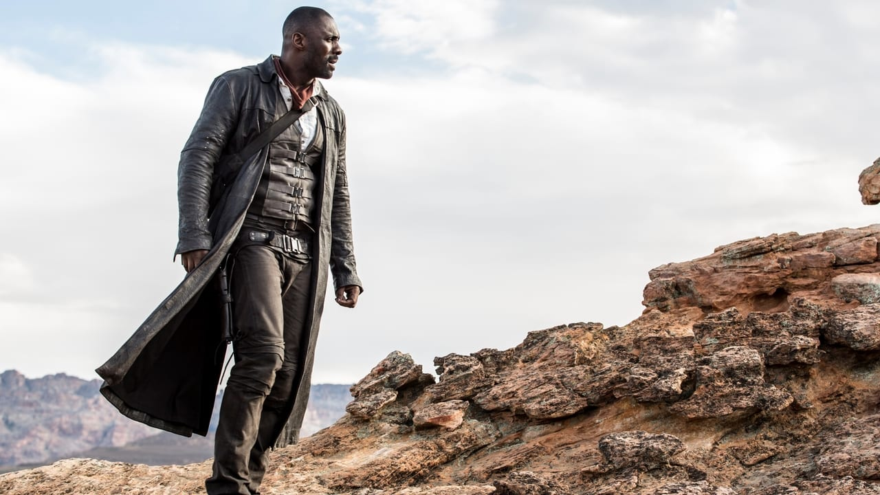 The Dark Tower backdrop